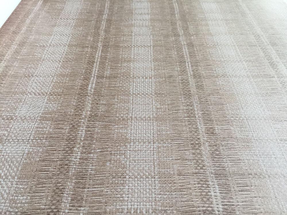 Papel de Parede London Listrado Têxtil CB1008 - Rolo: 10m x 0,53m