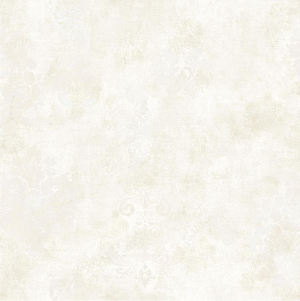 Papel de Parede London Damask Manchado AC6101 - Rolo: 10m x 0,53m