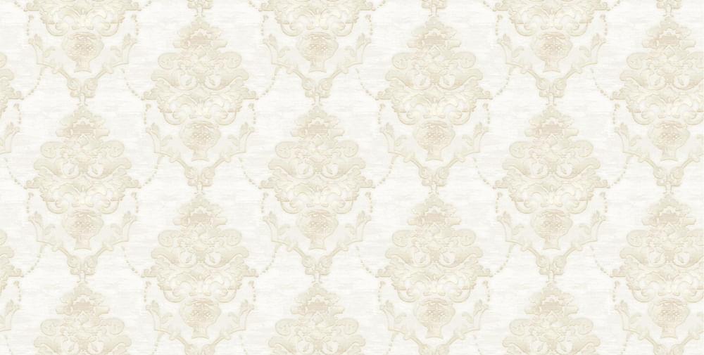 Papel de Parede London Damask Têxtil AC6001 - Rolo: 10m x 0,53m