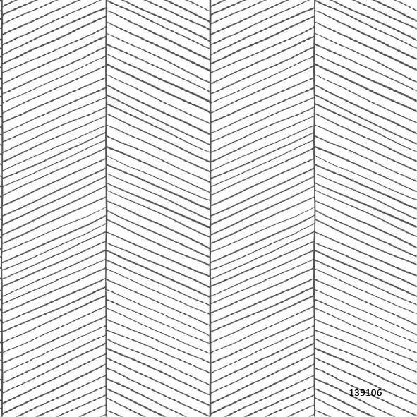Papel de Parede Scandi Cool Missoni 139106 - Rolo: 10m x 0,53m