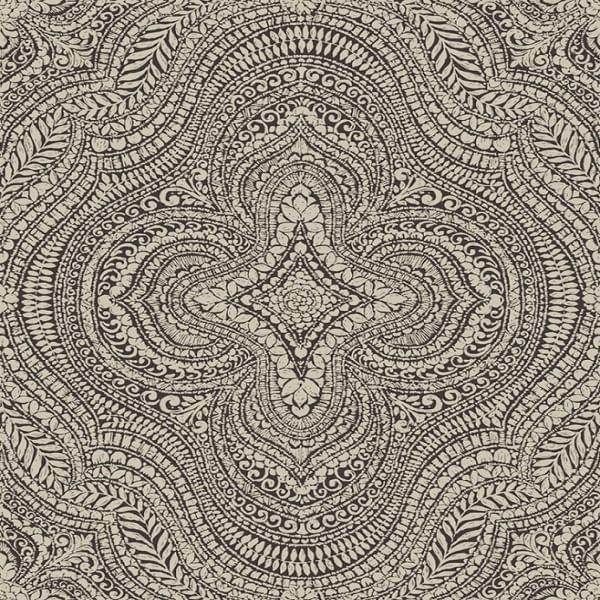 Papel de Parede Sphere Damask SE20513 - Rolo: 10m x 0,53m