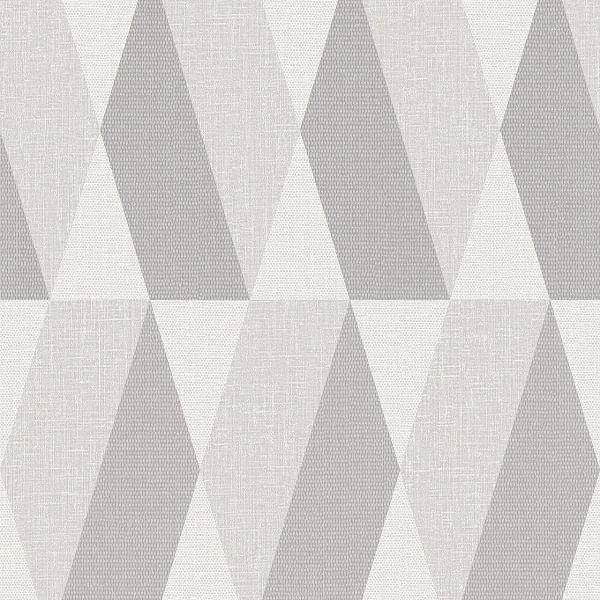 Papel de Parede Opus Textile Hexagon SN3409 - Rolo: 10m x 0,53m