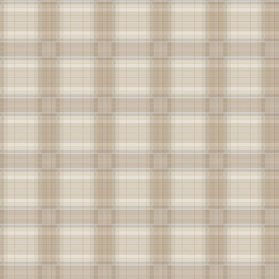 Papel de Parede Line Art Aspecto Têxtil PC8V046 - Rolo: 10m x 0,53m