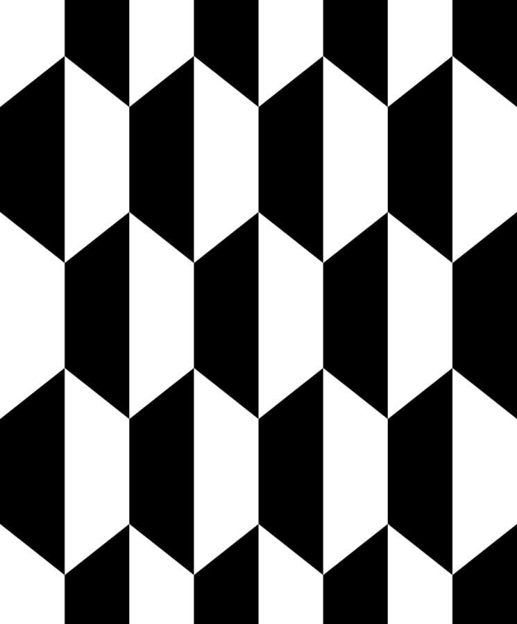 Papel de Parede Line Art Diamond MT220103 - Rolo: 10m x 0,53m
