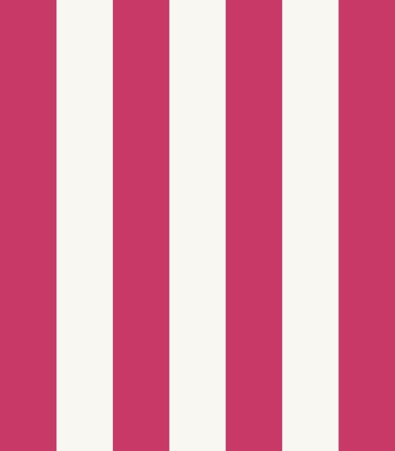 Papel de Parede Line Art Listrado Rosa HK190101 - Rolo: 10m x 0,53m