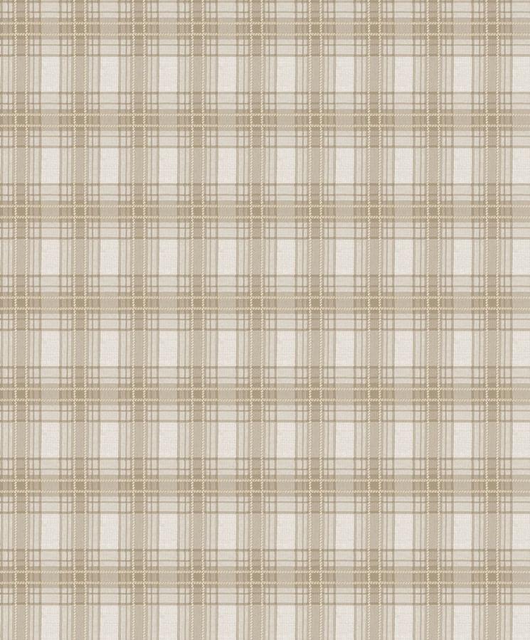 Papel de Parede Line Art Aspecto Têxtil CS66141 - Rolo: 10m x 0,53m