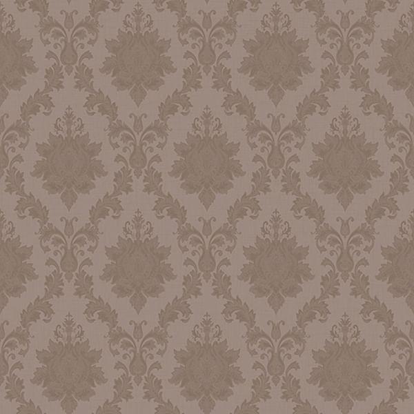 Papel de Parede Totem Damask Aspecto Têxtil WA30107 - Rolo: 10m x 0,53m