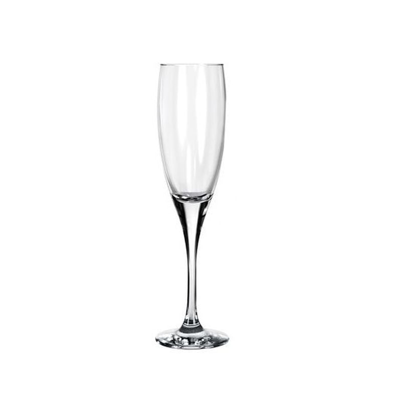 Jogo 6 Taças Barone 7856 Champagne - Nadir Figueiredo