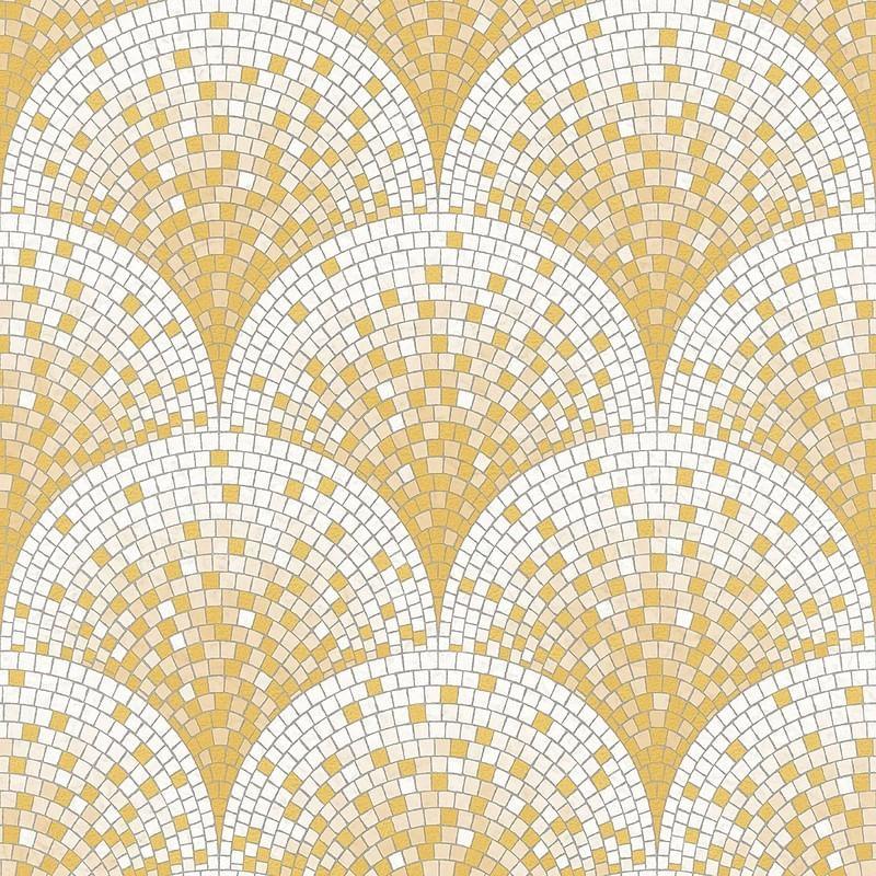 Papel de Parede Beaux Arts 2 Deco Geométricoo BA220042 - Rolo: 10m x 0,53m
