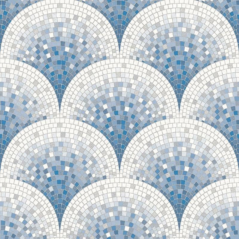 Papel de Parede Beaux Arts 2 Deco Geométrico BA220046 - Rolo: 10m x 0,53m