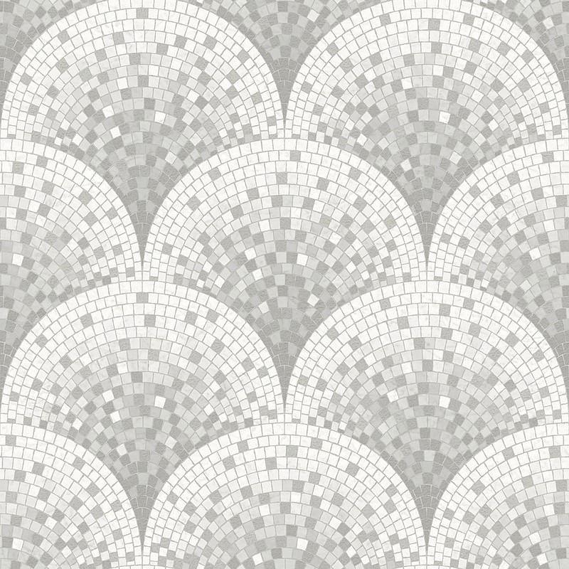 Papel de Parede Beaux Arts 2 Deco Geométrico BA220044 - Rolo: 10m x 0,53m