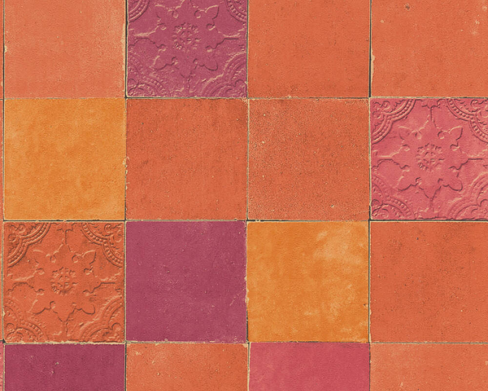 Papel de Parede New Walls 374065 - Rolo: 10m x 0,53m
