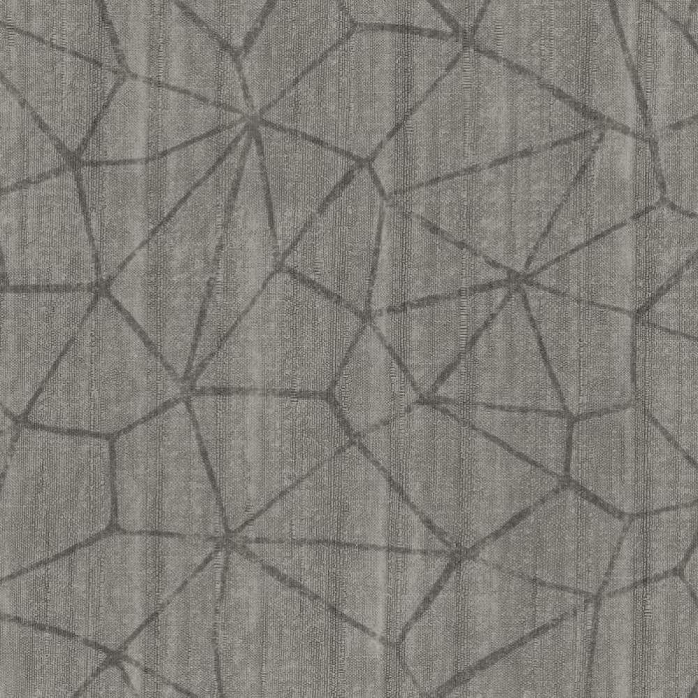 Papel de Parede Ambiance Geométrico Aspecto Têxtil 29507 - Rolo: 10m x 0,53m