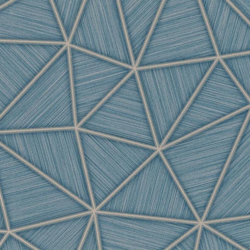 Papel de Parede Ambiance Geométrico 29104 - Rolo: 10m x 0,53m