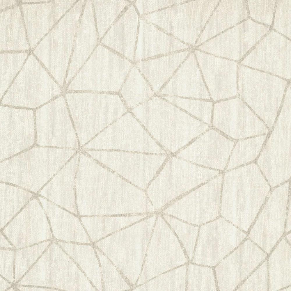 Papel de Parede Ambiance Geométrico Aspecto Têxtil 29521 - Rolo: 10m x 0,53m