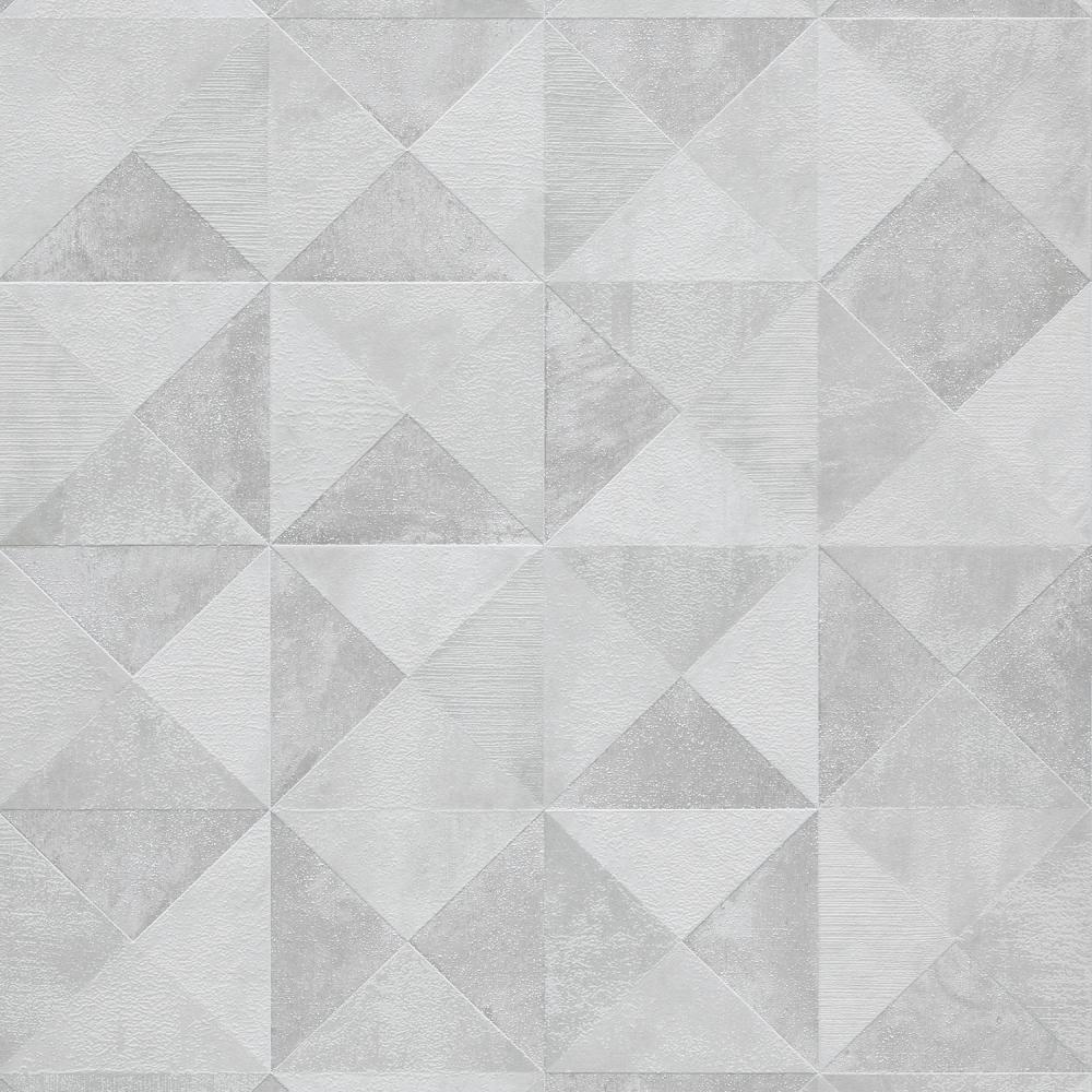 Papel de Parede Gravity Geometric GT3003 - Rolo: 10m x 0,53m