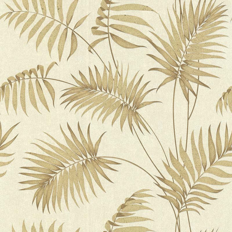 Papel de Parede Sejours Et Chambres Les Plantes 11190902 - Rolo: 10m x 0,53m