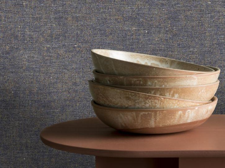 Papel de Parede Riviera Maison Textile 219420 - Rolo: 10m x 0,53m