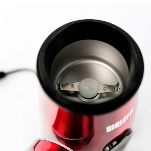 Moedor de Café Electricity Vermelho 127 V - 10800001 Bialetti