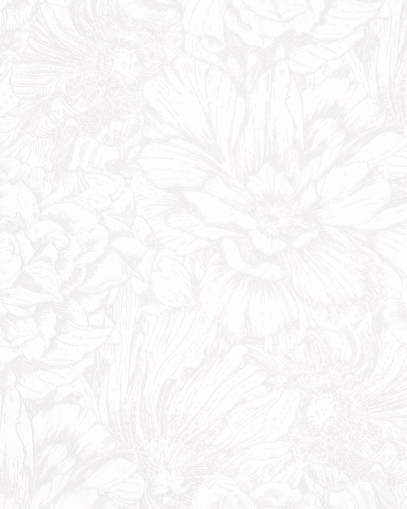 Papel de Parede Giulia Flores 6782-10 - Rolo 10m x 0,53m