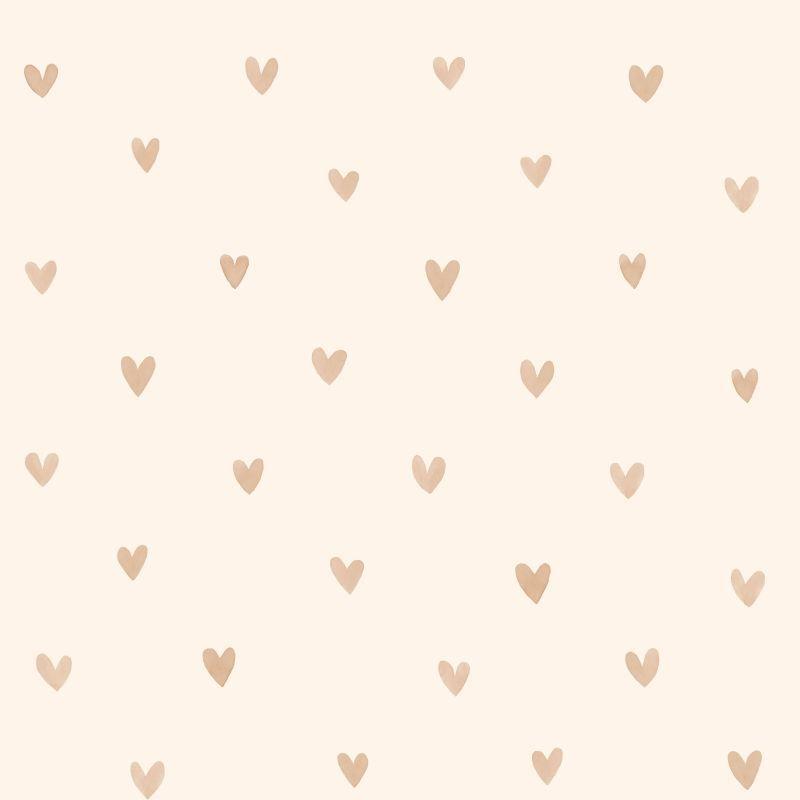 Papel de Parede FAB Little Hearts 138865 - Rolo 10m x 0,53m