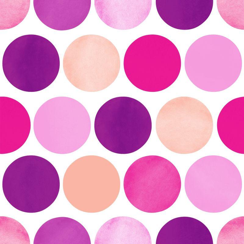 Papel de Parede FAB Large Dots 138859 - Rolo 10m x 0,53m