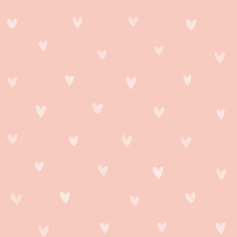 Papel de Parede FAB Little Hearts 128831 - Rolo 10m x 0,53m
