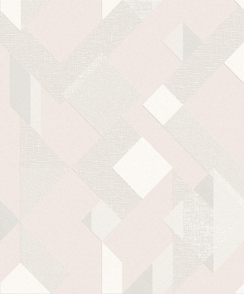 Papel de Parede Atemporal Geométrico Espanso 3808 - Rolo: 10m x 52cm