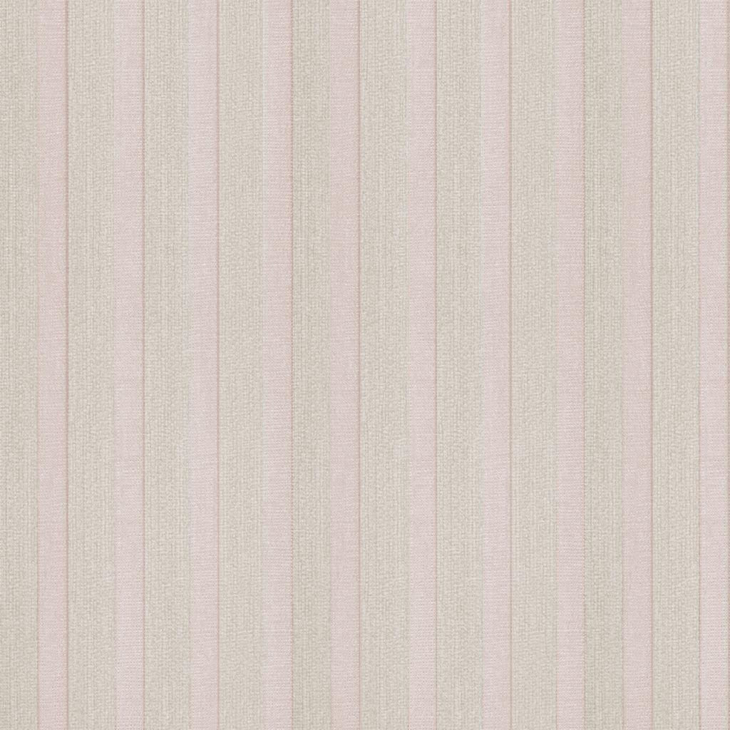 Papel de Parede Atemporal Listra Metalizadas 3718 - Rolo: 10m x 52cm