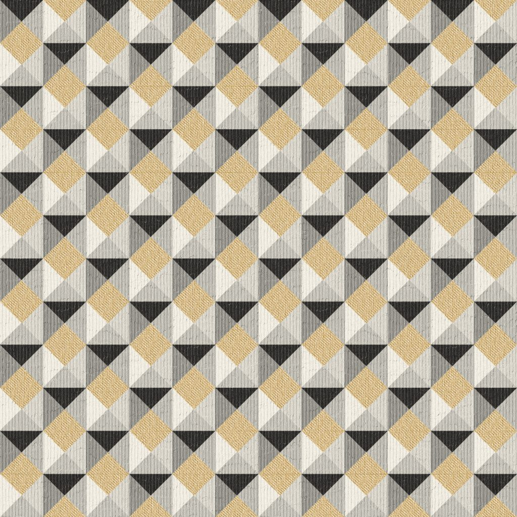 Papel de Parede Atemporal Cimento 3707 - Rolo: 10m x 52cm