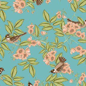 Papel-de-Parede-Vinilico-Contemporaneo-Romantico-Floral-Azul-4111